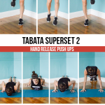Full-Body & Cardio Tabata Workout