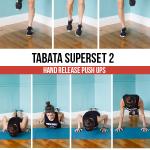 full body cardio tabata workout 150x150 - 12-Minute Bodyweight Tabata Superset Workout: Lower Body