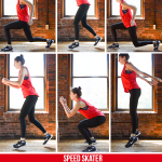 Full Body Tabata Superset Workout