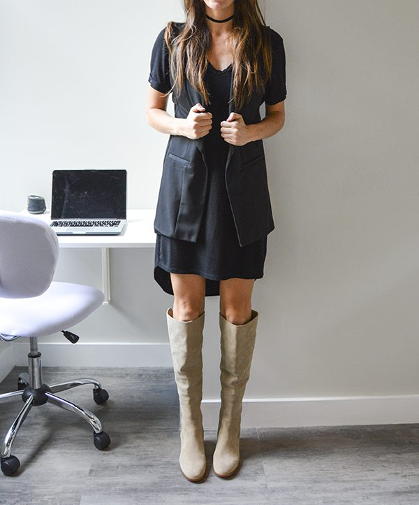 Black Boot Dress Shoes
