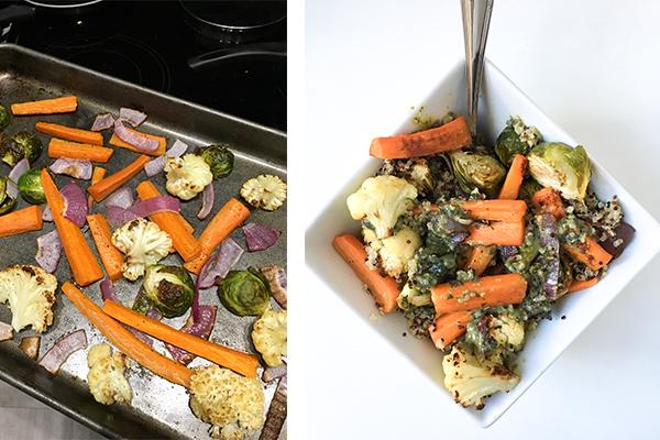 roasted-veggies-pesto
