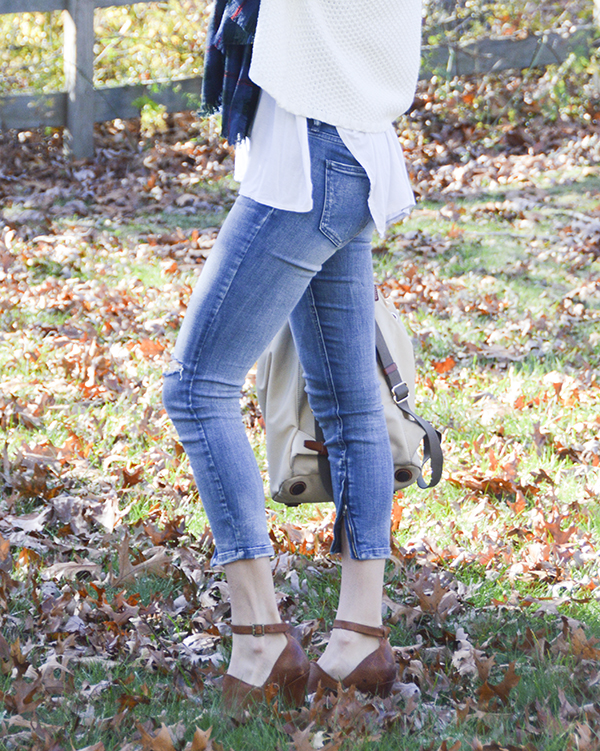Stitch Fix review - Pistola jeans