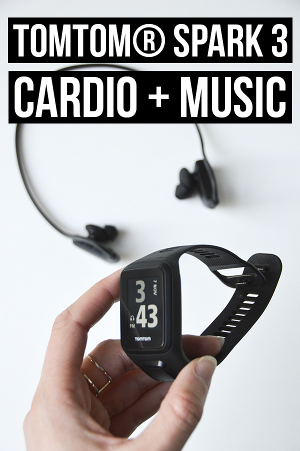 TomTom Spark 3 Cardio + Music Watch Review