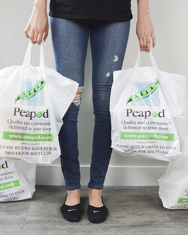Peapod Grocery Delivery Jersey City Nj