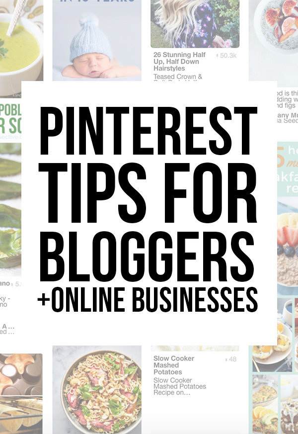 Pinterest Tips for Bloggers | Pumps & Iron @nicoleperr