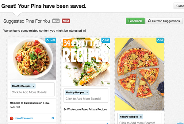 Pinterest Tips for Bloggers - Tailwind for scheduling pins ($15 discount)