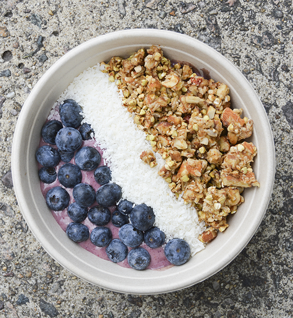 A complete guide to the best acai bowls in Boston.