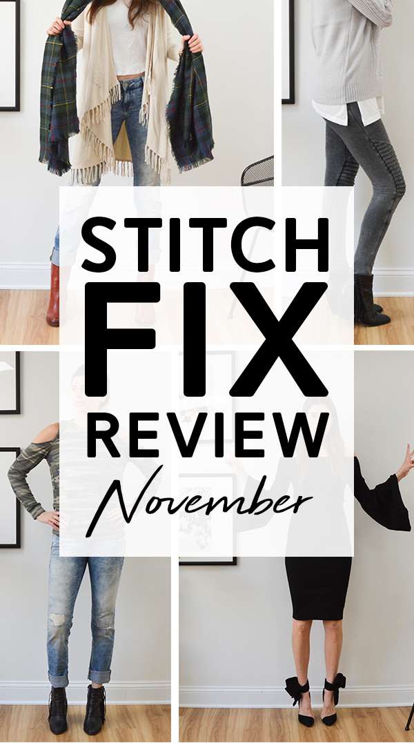 Stitch Fix Review: November | Pumps & Iron