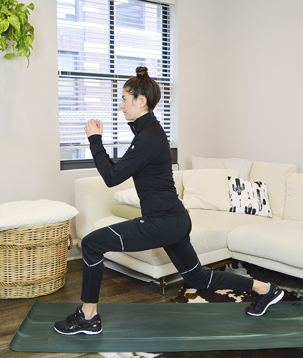 On-And-Off Treadmill Workout for Legs & Glutes