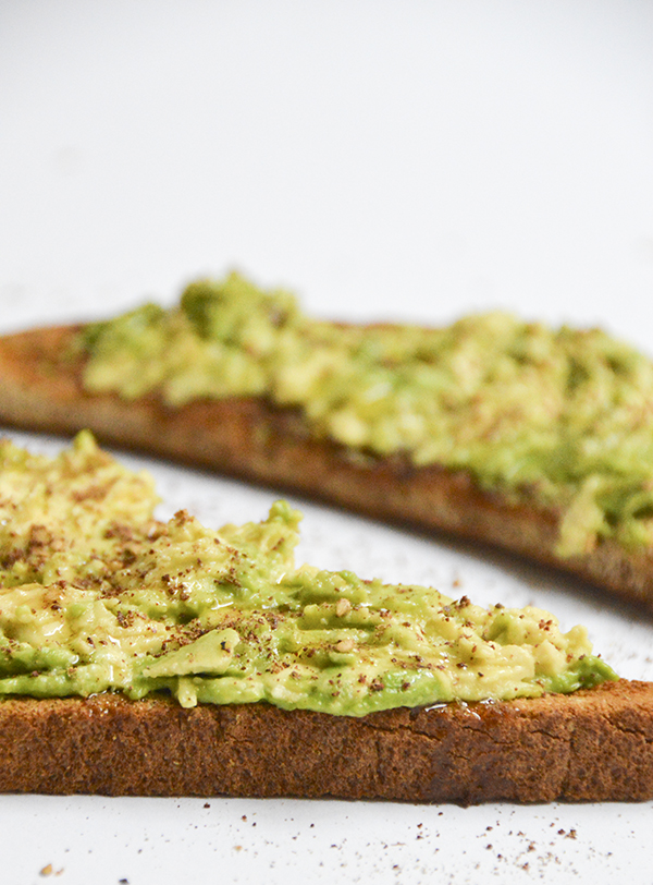 3 Simple Avocado Toast Ideas