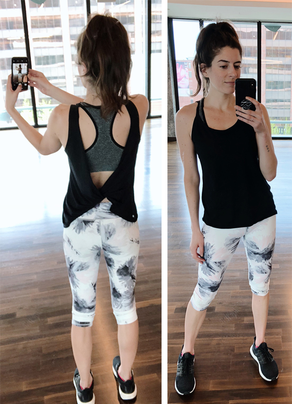 1cfcdcf8346 A Week of Workout Outfits (May) - fabletics