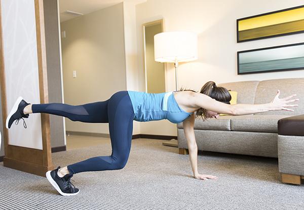 hyatt place pyramid workout - 5-Minute Bodyweight Pyramid Workout