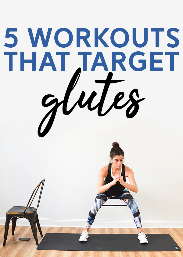 5 Workouts Targeting Glutes – Try One This Week!