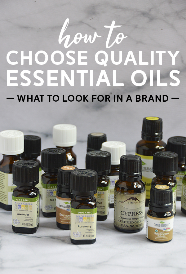 EOs 101: What to Know When Choosing an Essential Oil Brand