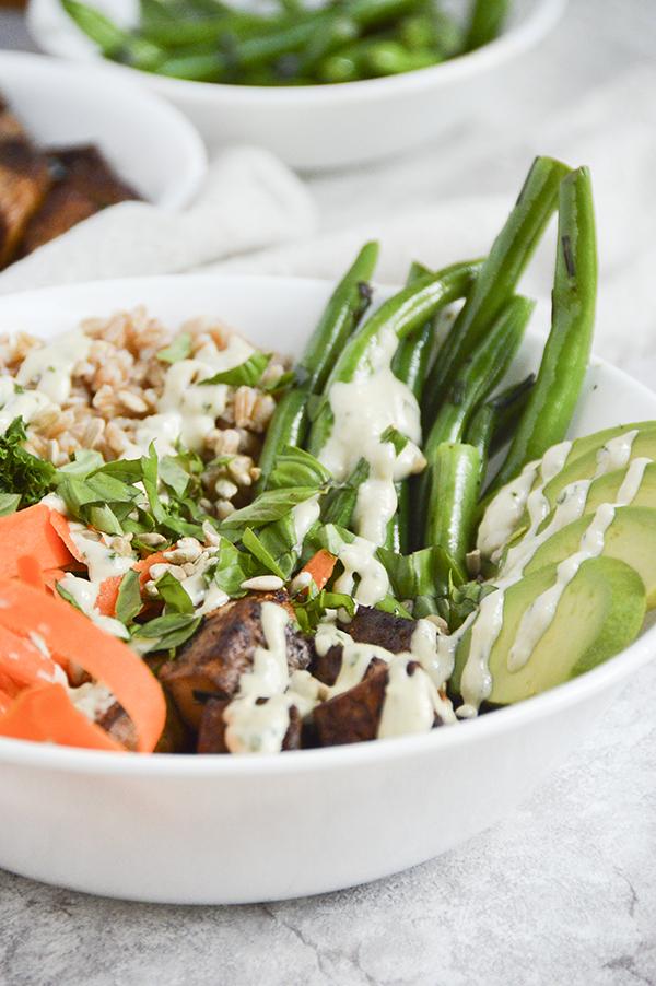 Garlic Tahini Dressing Whole Foods