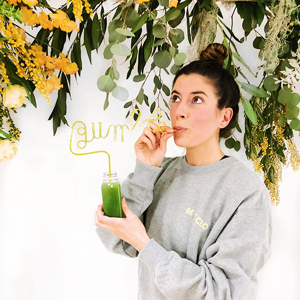 My Favorite Things: March - CorePower Yoga x Bumble