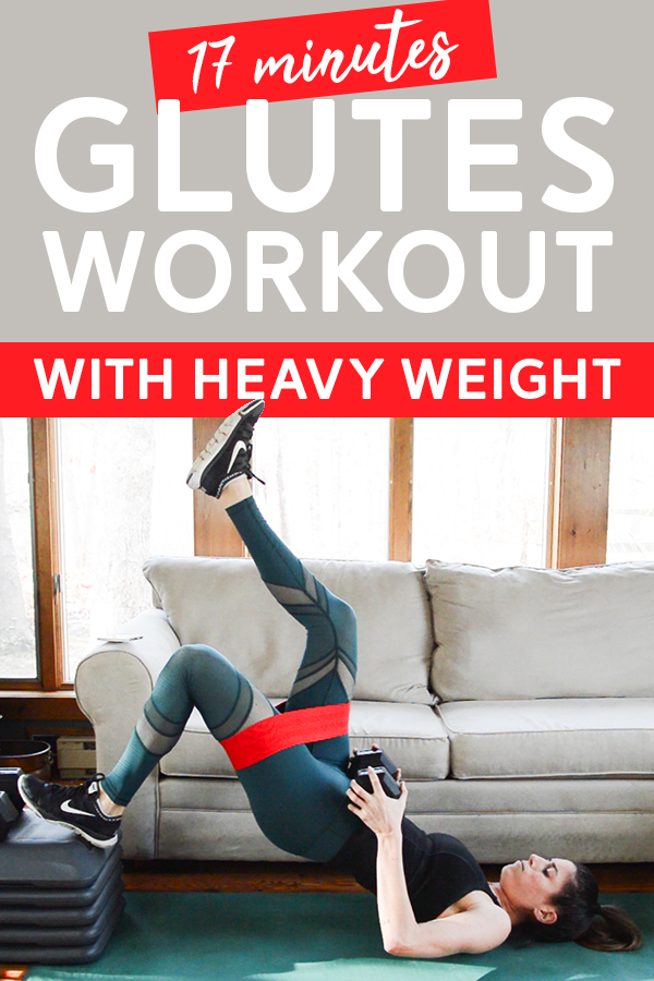 Heavy Glutes Workout