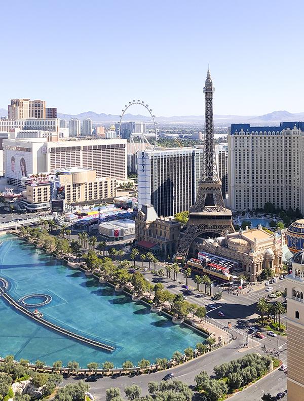 My Favorite Things: March - Las Vegas Strip