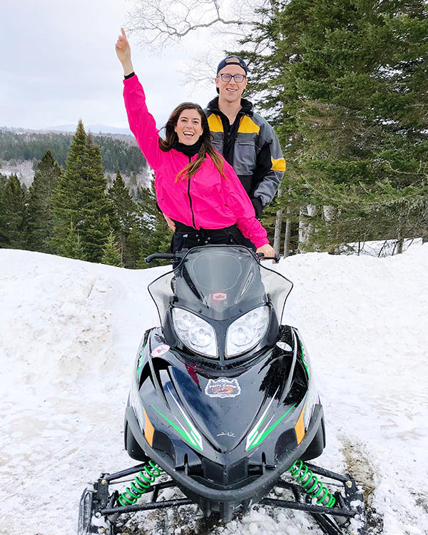 My Favorite Things: March - Rangeley, Maine